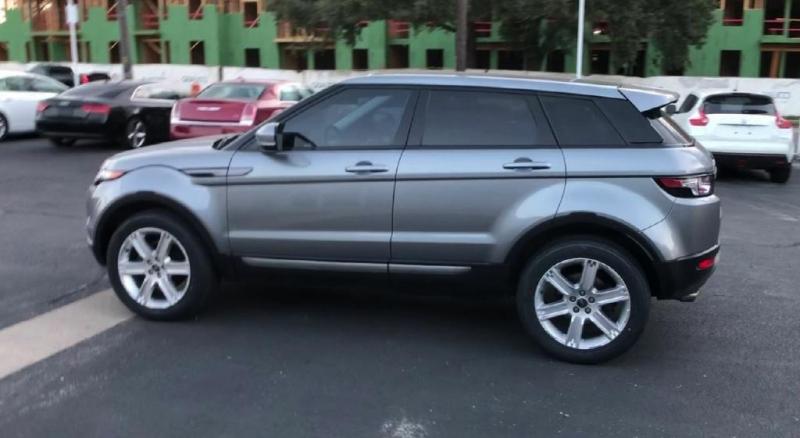Land Rover Range Rover Evoque 2013 price $16,500