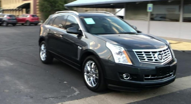 Cadillac SRX 2013 price $16,500