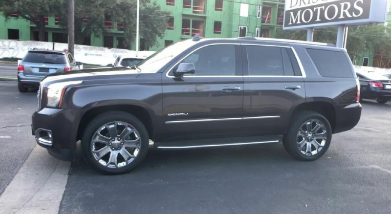GMC Yukon 2016 price $35,500