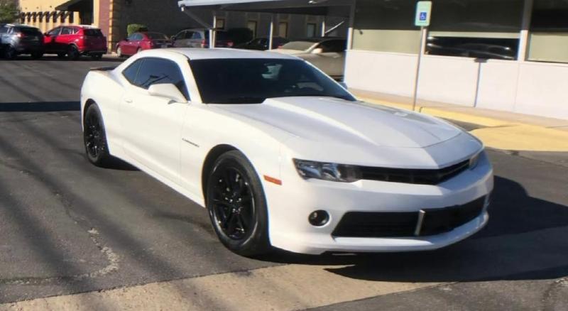 Chevrolet Camaro 2014 price $10,900