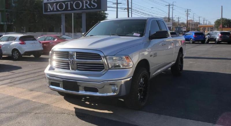 Ram 1500 2016 price $17,900