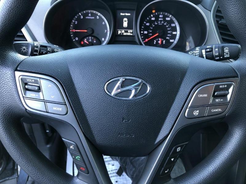 Hyundai Santa Fe Sport 2016 price $13,900