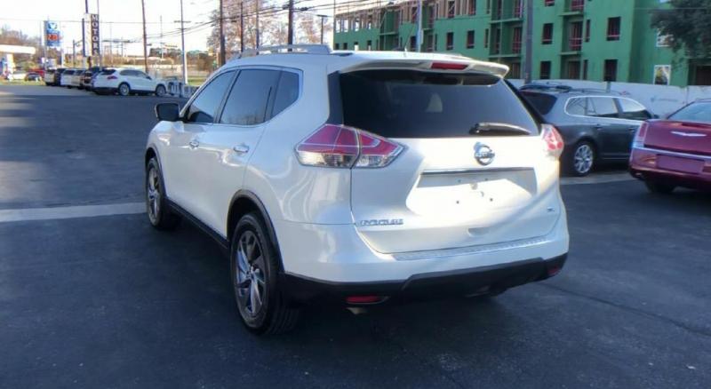 Nissan Rogue 2016 price $14,300
