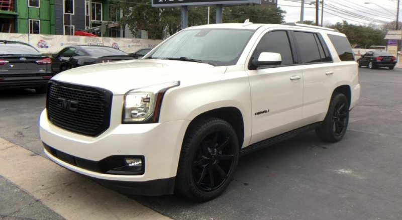 GMC Yukon 2015 price $34,900