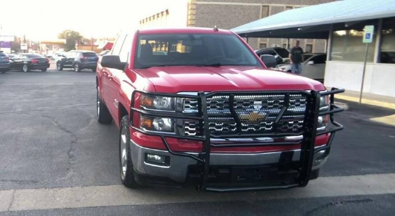 Chevrolet Silverado 1500 2014 price $16,500