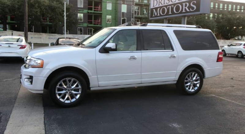 Ford Expedition EL 2015 price $17,600