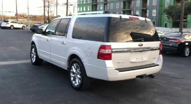 Ford Expedition EL 2015 price $16,900