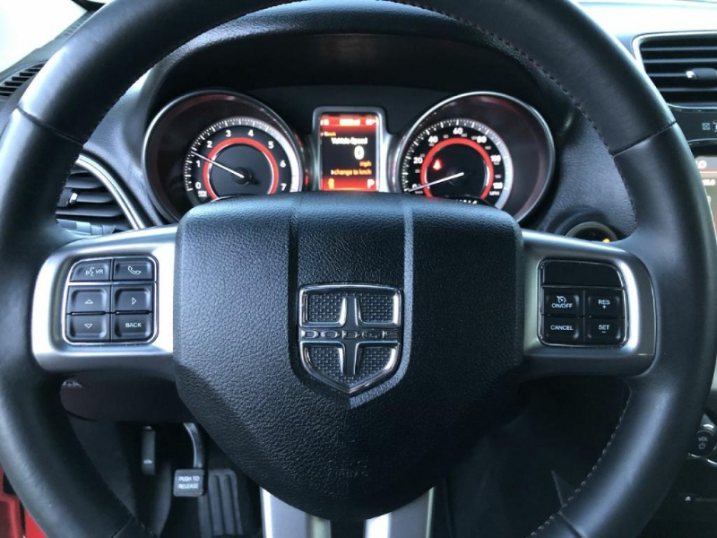 Dodge Journey 2015 price $11,600