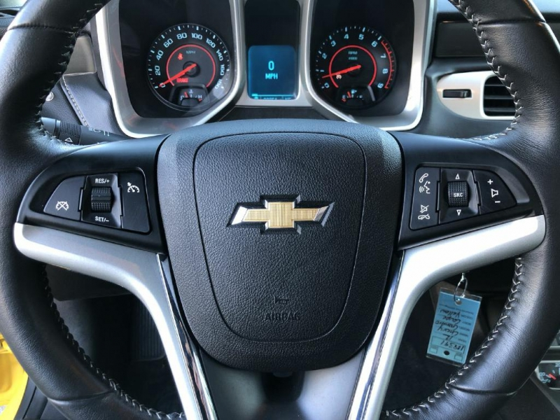 Chevrolet Camaro 2012 price $21,600