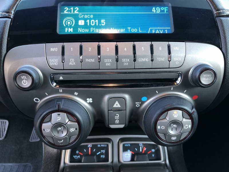 Chevrolet Camaro 2012 price $21,300