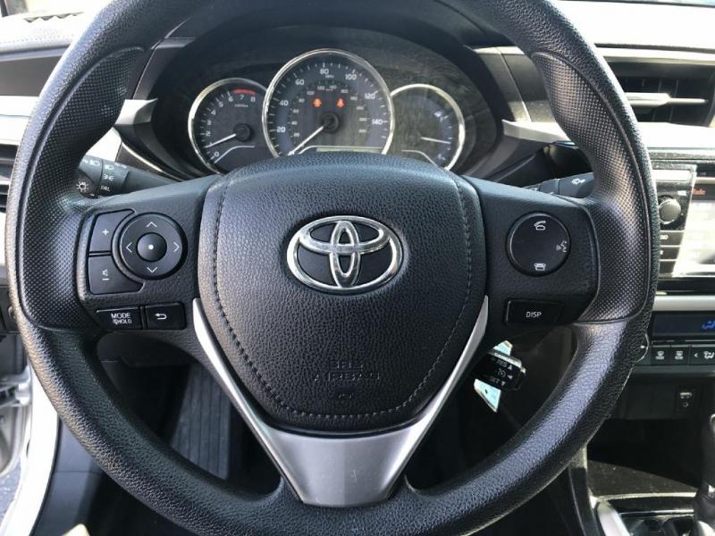 Toyota Corolla 2014 price $9,200