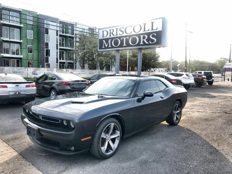 Dodge Challenger 2016 price $18,900