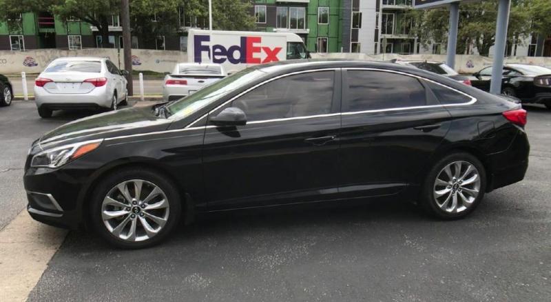 Hyundai Sonata 2016 price $11,700