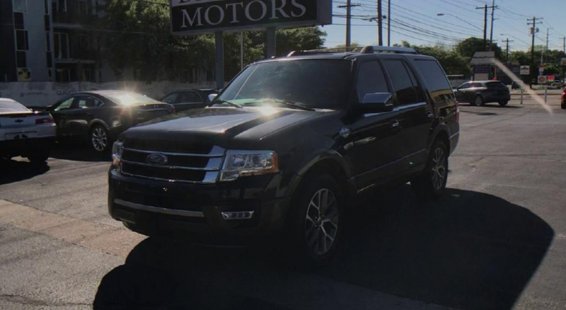 Ford Expedition 2015 price $17,700