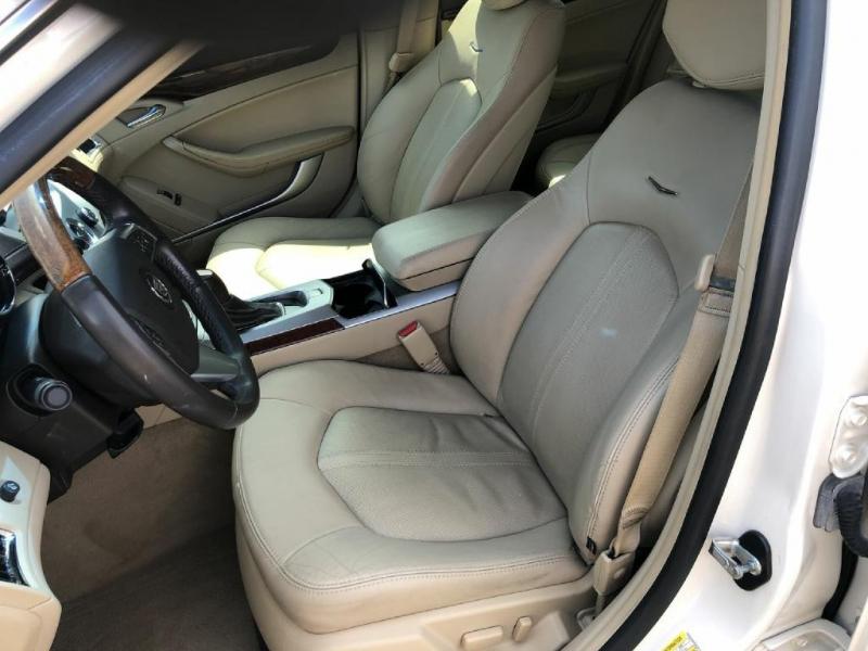 Cadillac CTS Sedan 2012 price $10,900