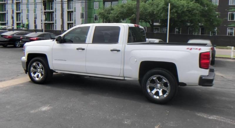 Chevrolet Silverado 1500 2014 price $19,700