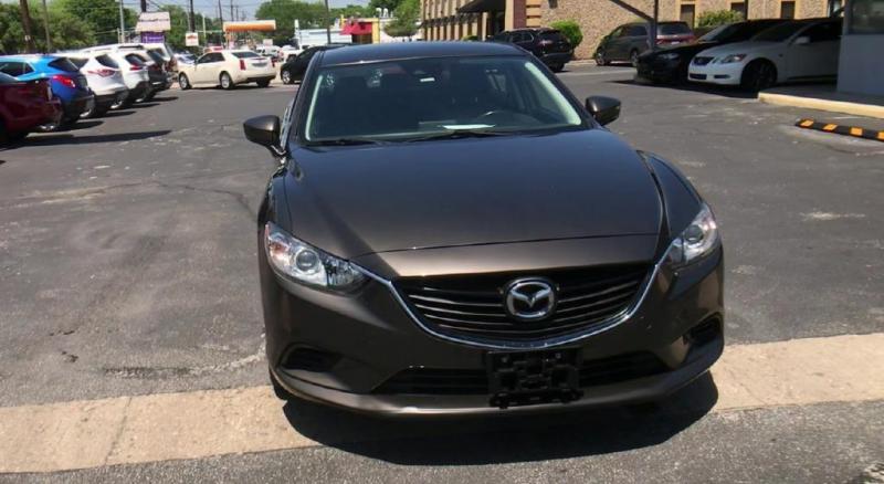 Mazda Mazda6 2017 price $16,600