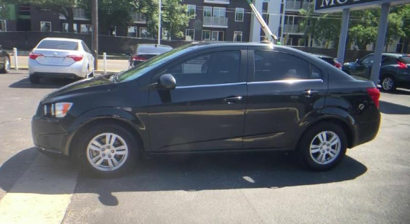 Chevrolet Sonic 2015 price $8,500
