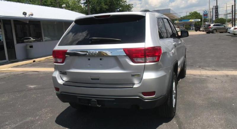 Jeep Grand Cherokee 2012 price $11,200