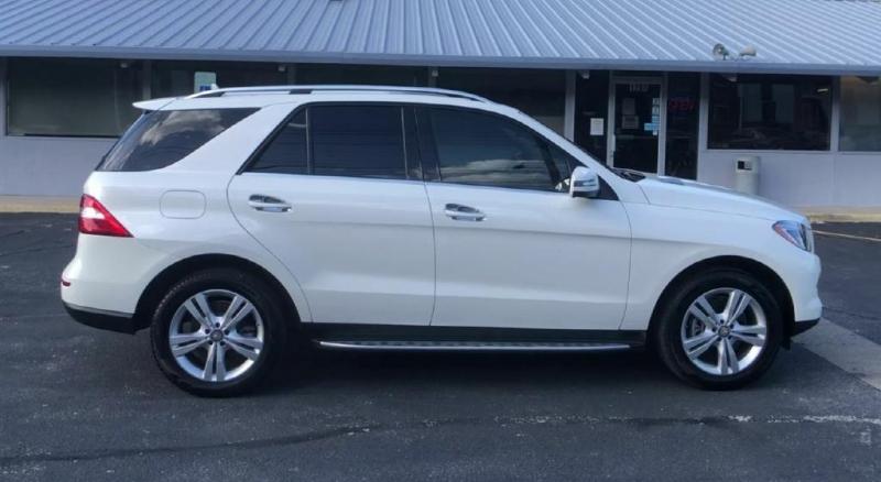 Mercedes-Benz M-Class 2013 price $17,900