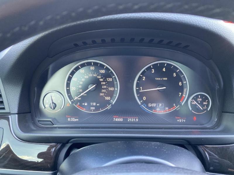 BMW 5 Series 2014 price $18,900