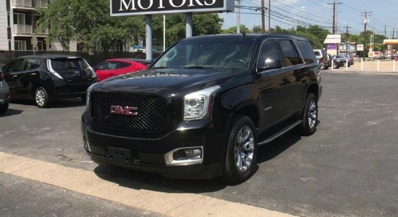 GMC Yukon 2015 price $27,900