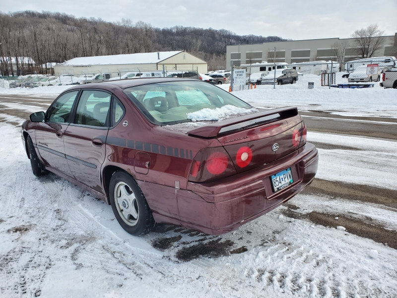 Chevrolet Impala 2002 price $999 Cash