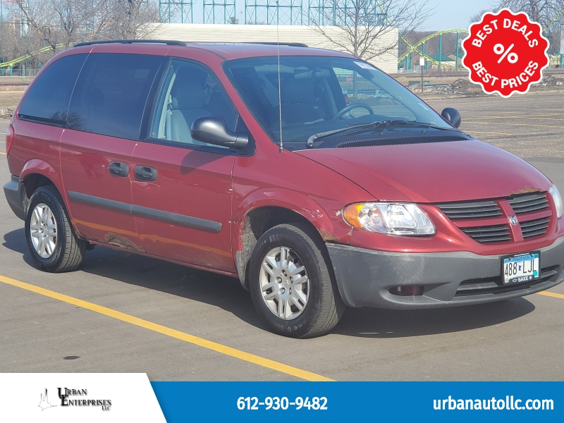 Dodge Caravan 2006 price $2,495 Cash