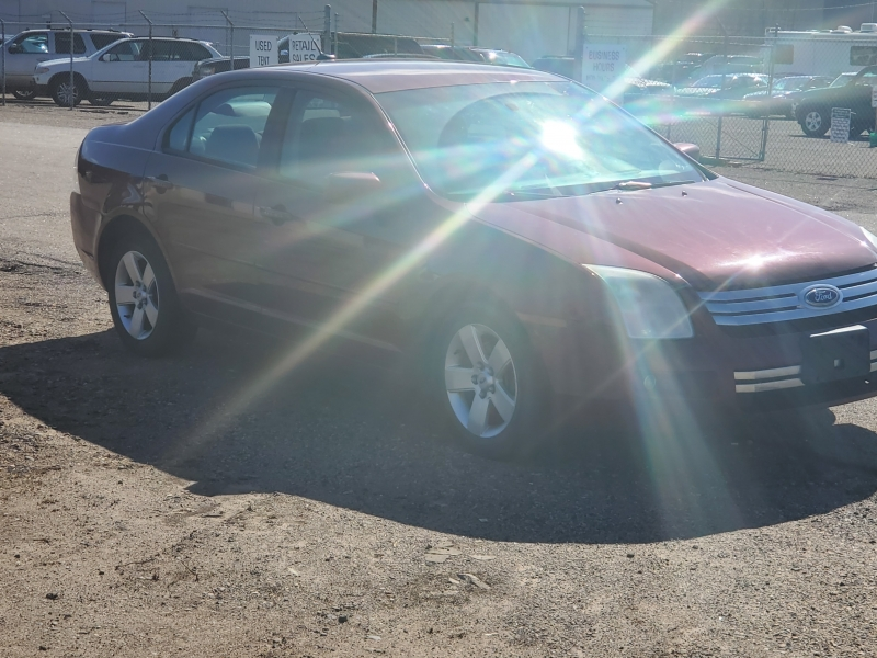 Ford Fusion 2007 price $2,495