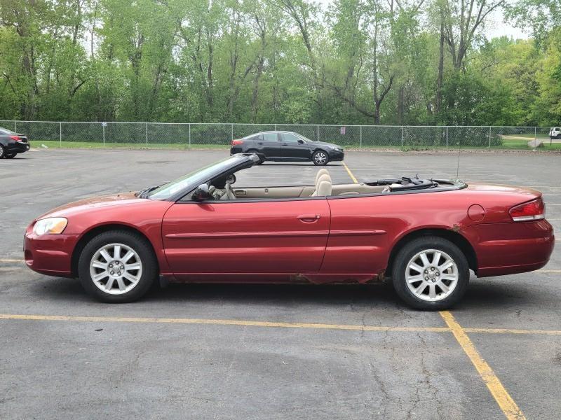 Chrysler SEBRING 2004 price $2,495 Cash