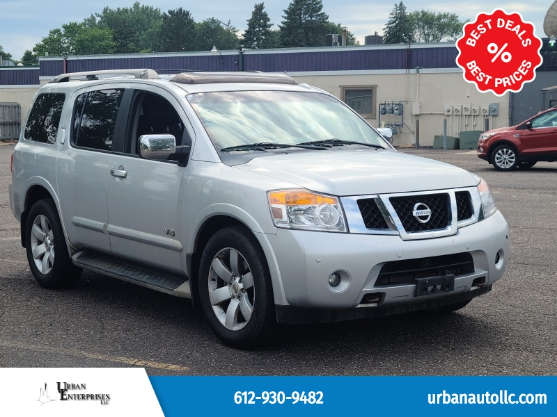 Nissan Armada 2008 price $3,995 Cash