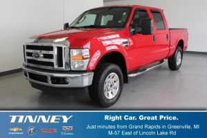 Ford F-250SD 2008