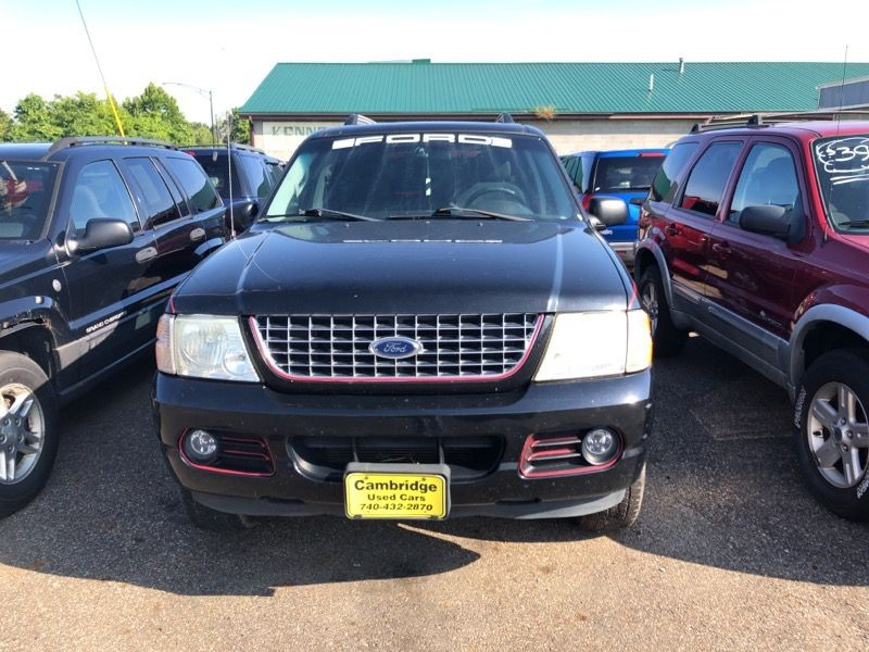 FORD EXPLORER 2005 price $3,977