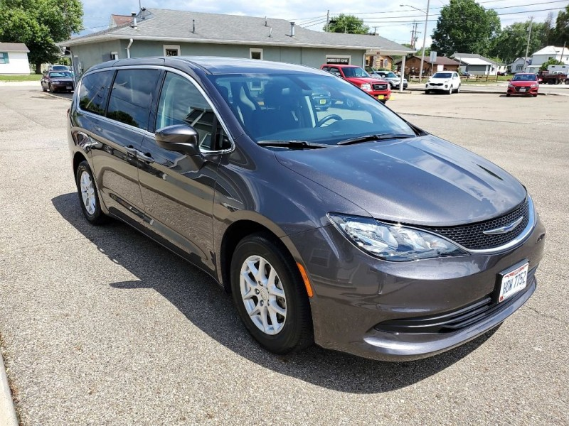 CHRYSLER PACIFICA 2019 price $22,477