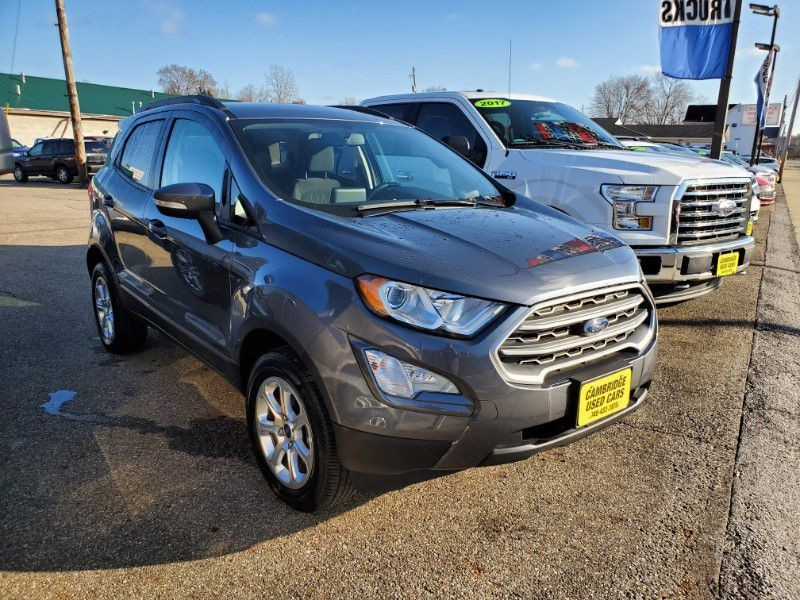 FORD ECOSPORT 2019 price $17,977