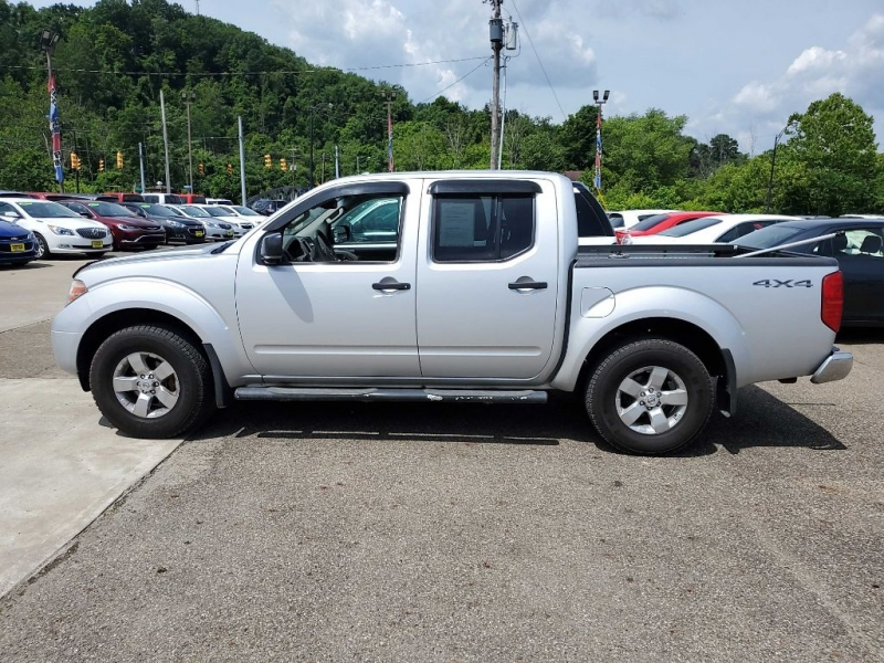 NISSAN FRONTIER 2012 price $15,977