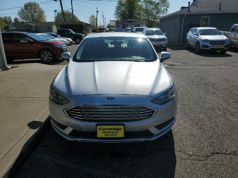 FORD FUSION 2017 price $16,777