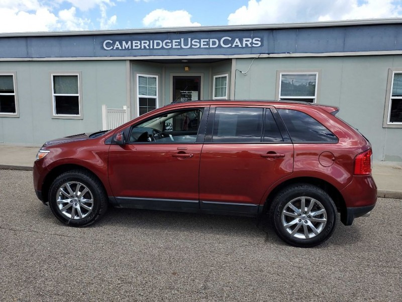 FORD EDGE 2014 price $14,977