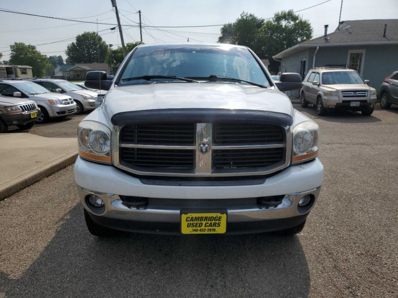 DODGE RAM 2500 2006 price $10,977