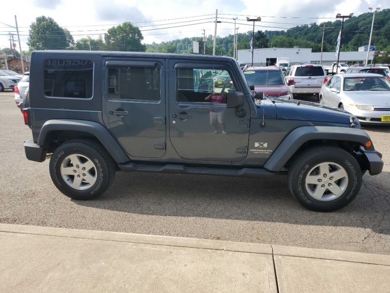 JEEP WRANGLER UNLIMI 2008 price $16,977
