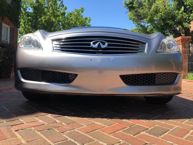 Infiniti G37 Convertible 2009 price $9,998