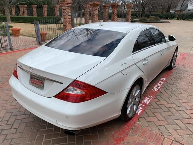 Mercedes-Benz CLS-Class 2008 price $9,998
