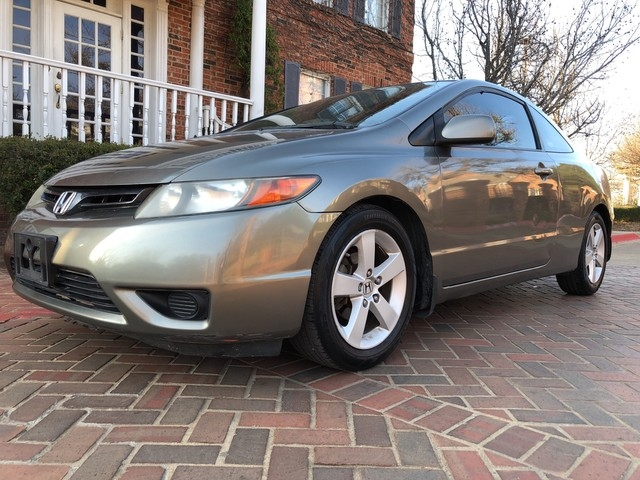 Honda Civic Cpe 2008 price $3,998