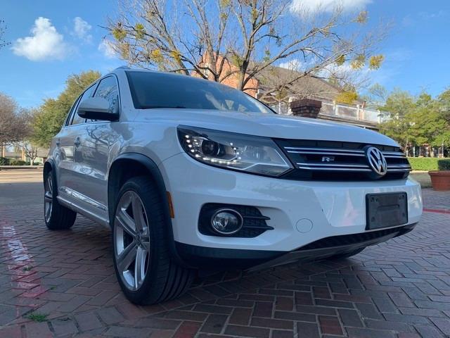 Volkswagen Tiguan 2014 price $10,498