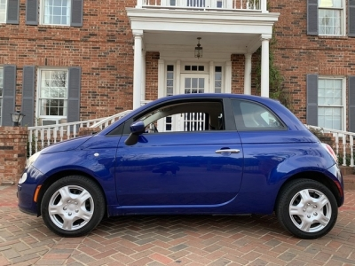 Used Fiat 500 Arlington Tx