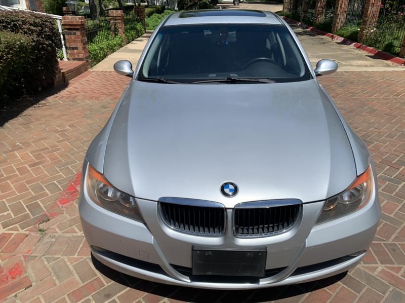 BMW 3-Series 2007 price $5,498
