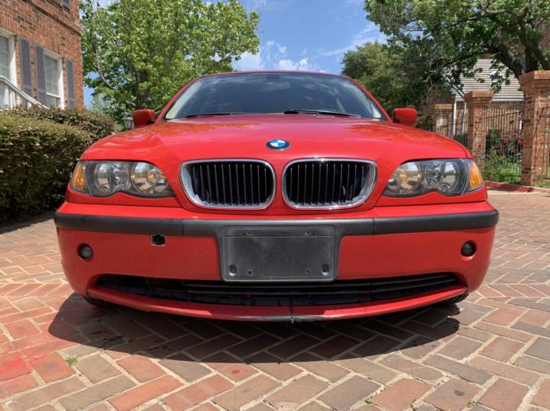 BMW 3-Series 2004 price $5,498