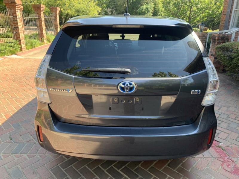 Toyota Prius v 2012 price $6,998