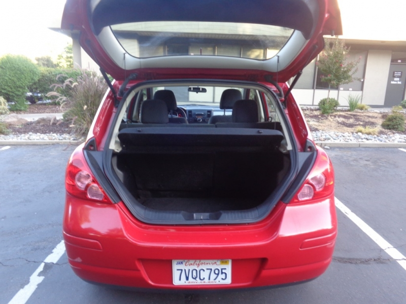Nissan Versa 2012 price $6,000