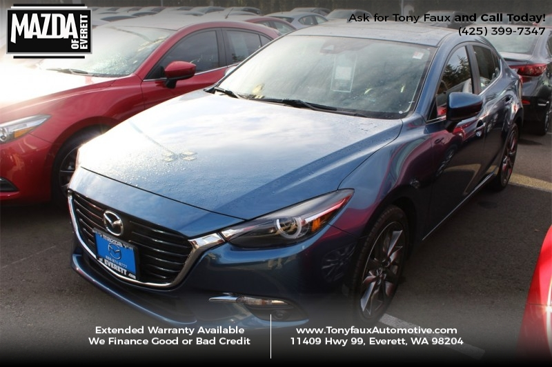 Mazda Mazda3 2018 price $20,999